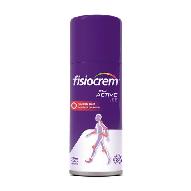 Fisiocrem Spray Active Ice Efecto Frio 150ml