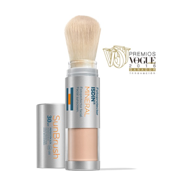 Fotoprotector sun brush mineral spf 30+