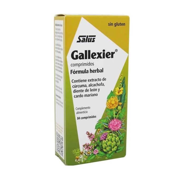 Gallexier Formula Herbal 84 Comprimidos