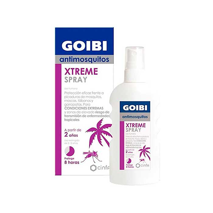 Goibi Antimosquitos Xtreme Forte Spray 75ml