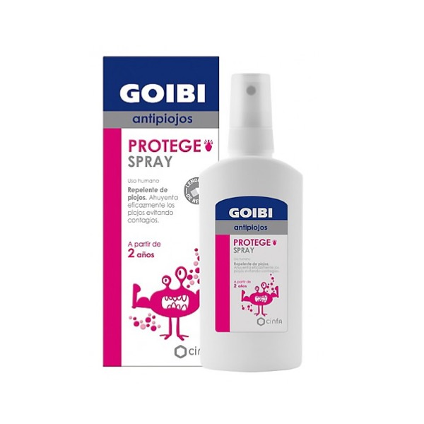 Goibi Antipiojos Spray Protege 125ml
