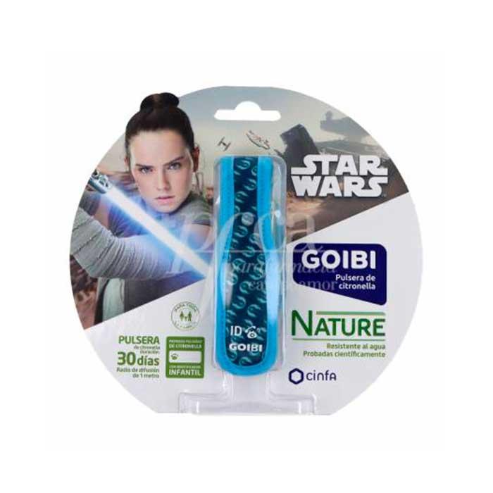 Goibi Pulsera Citronella Star Wars Rey