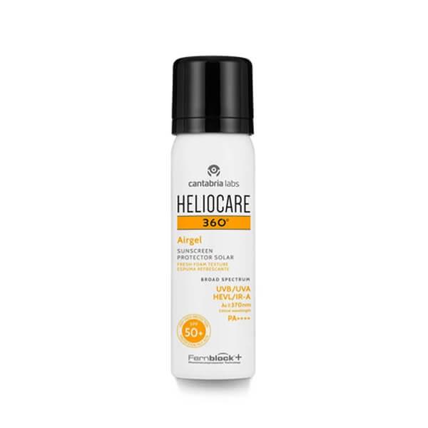 Heliocare 360 Airgel Spf50 Facial 60ml