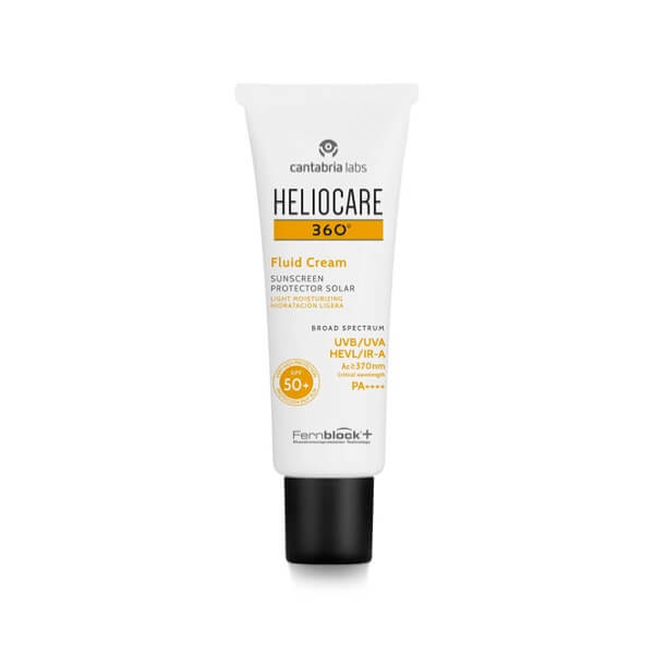 Heliocare 360 Fluid Cream Spf50 50ml