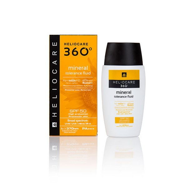 Heliocare 360 mineral tolerance fluido 50 ml