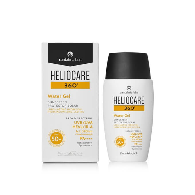 Heliocare 360 Water Gel Spf50+ 50ml