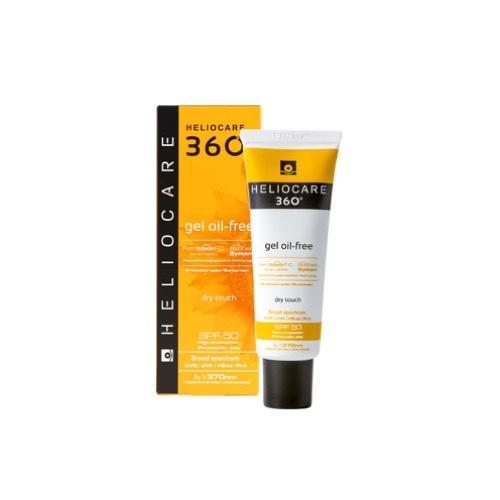 Heliocare 360 gel oil free spf 50 50ml