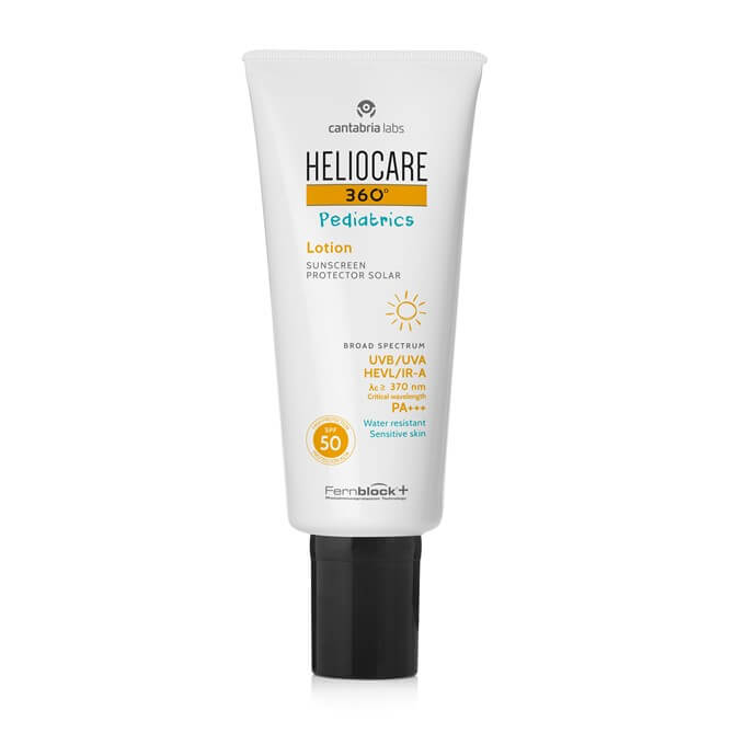 Heliocare 360 Pediatrics Lotion Spf50 200 ml