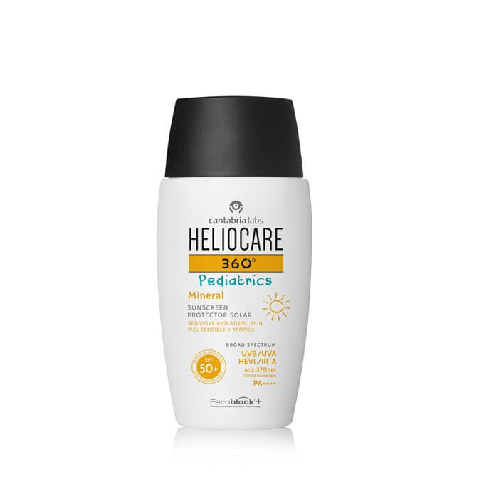 Heliocare 360 Pediatrics Mineral Spf50+ 50 ml
