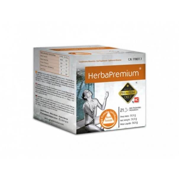 Herbapremium 21 bolsitas monodosis