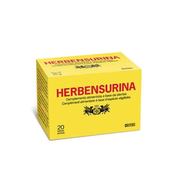 Herbensurina 20 sobres