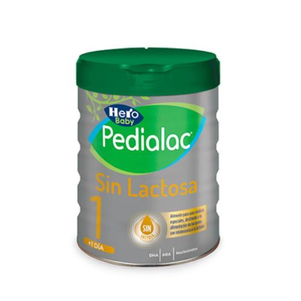 Hero Baby Pedialac Leche S/lactosa 800 g