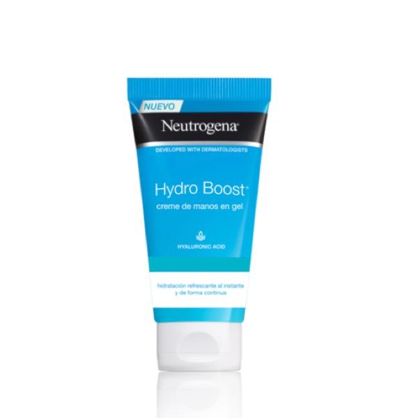 Hydro boost crema de manos en gel 75 ml