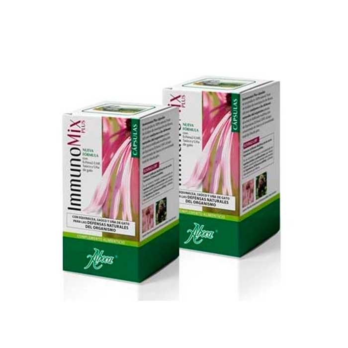 Immunomix Plus Duplo 50+50 Capsulas
