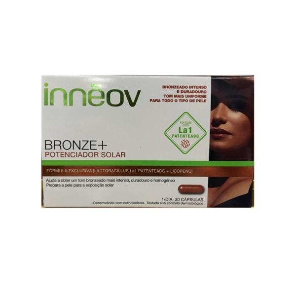 Inneov Bronce+ potenciador solar 30 capsulas