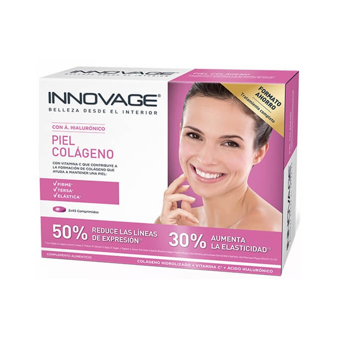 Innovage Piel Colageno 2x45 Comprimidos