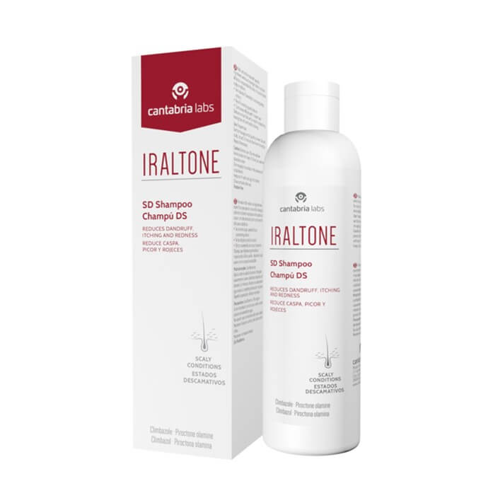 Iraltone Champu DS 200 ml