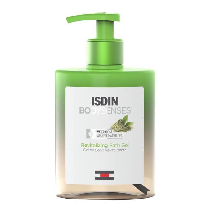 Isdin Bodysenses Gel Baño Revitalizante Matcha 500 ml