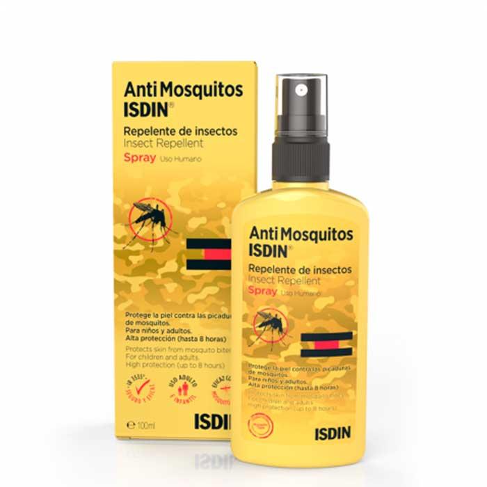 Isdin Spray Antimosquitos 100ml