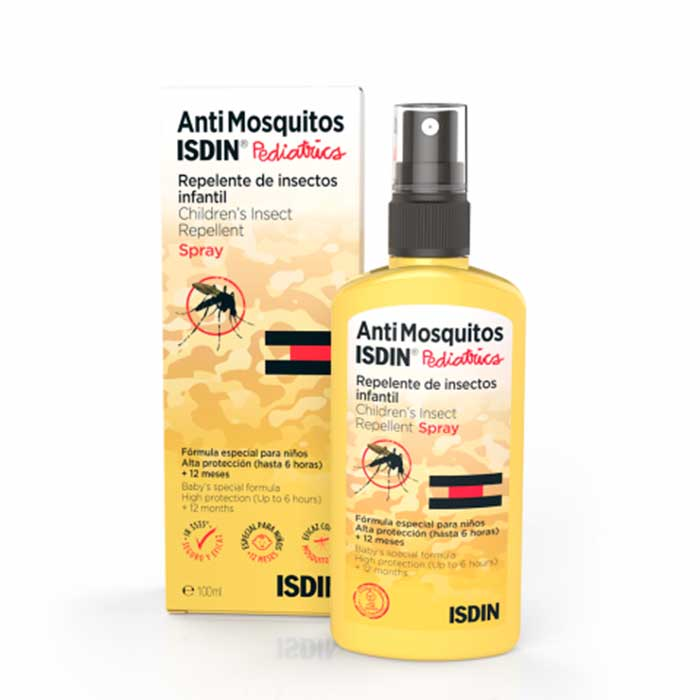Isdin Spray Antimosquitos Pediatrics 100ml