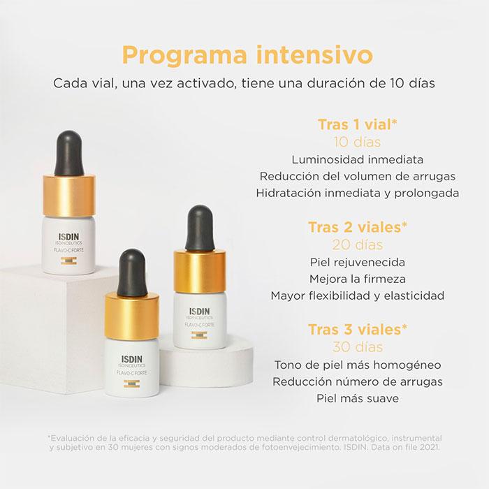 Isdinceutics Flavo-c Forte 3 Frascos