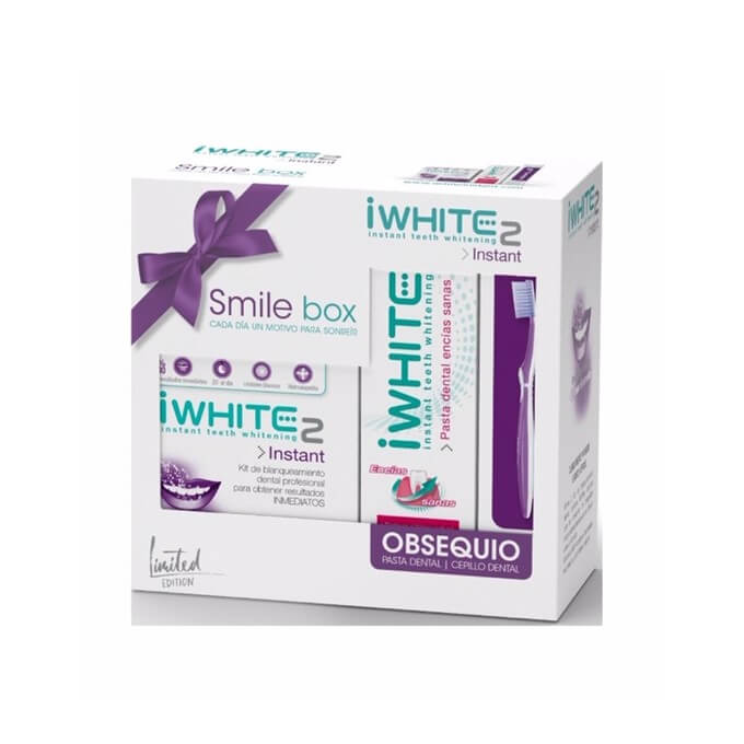 Iwhite 2 Smile Box