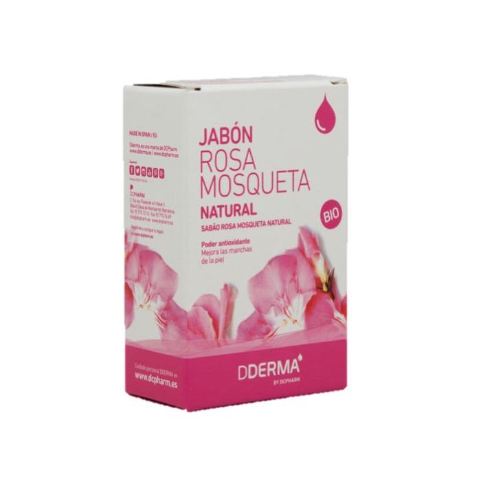 Jabon Natural Rosa Mosqueta 100g