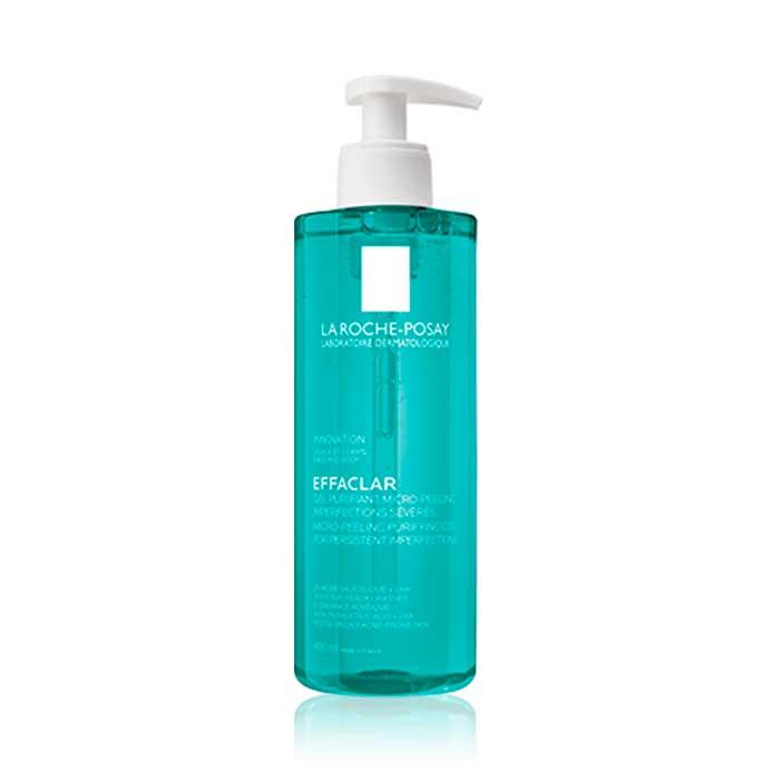 La Roche Posay Effaclar Gel Purificante Micro Exfoliante 400ml