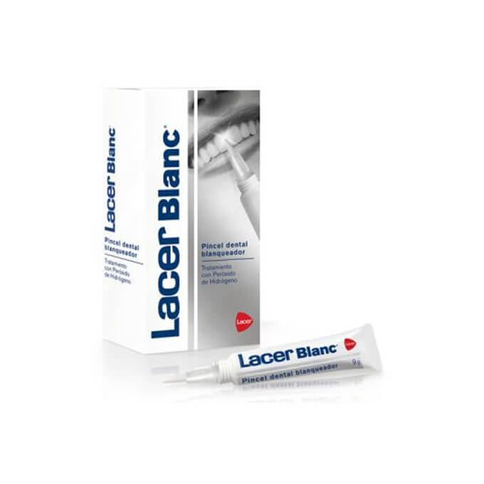 Lacer Blanc Pincel Dental Blanqueador 9 g