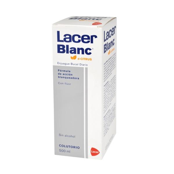 Lacerblanc colutorio citrus 500ml