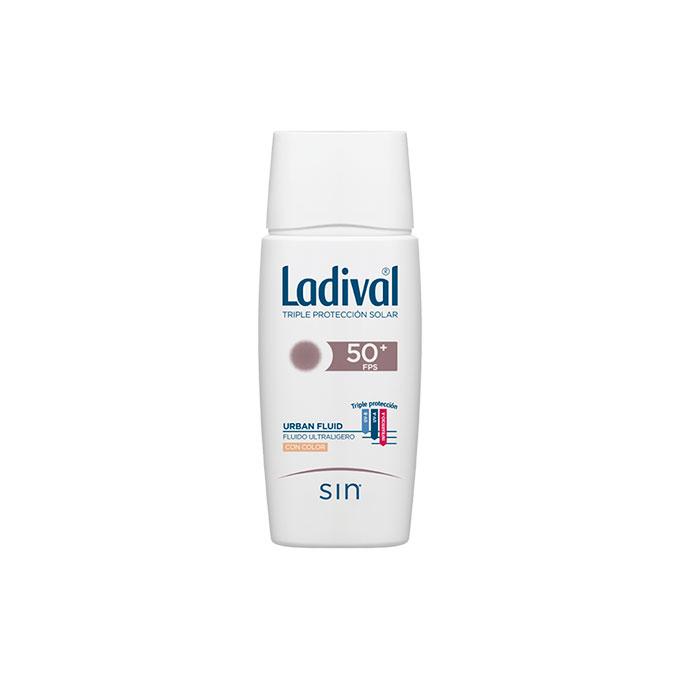 Ladival Urban Fluid con Color Spf50+ 50ml