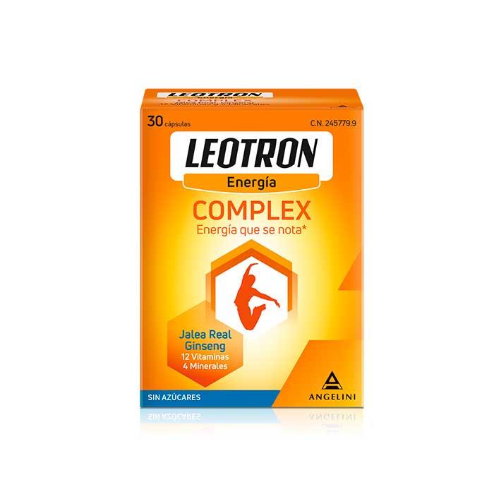 Leotron Complex 30 Capsulas