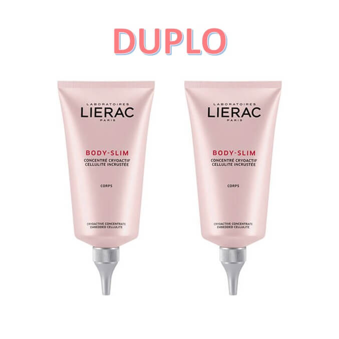 Lierac body-slim crioactivo duplo 150ml