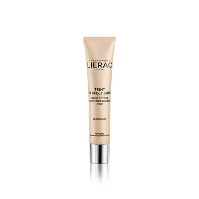 Lierac Teint Perfect Skin Fluido 02 Beige Nude SPF20 30ml