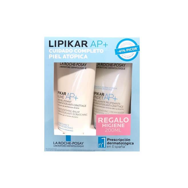 Lipikar Pack Atopia Baume AP+ 200ml +Syndet AP+ 200ml