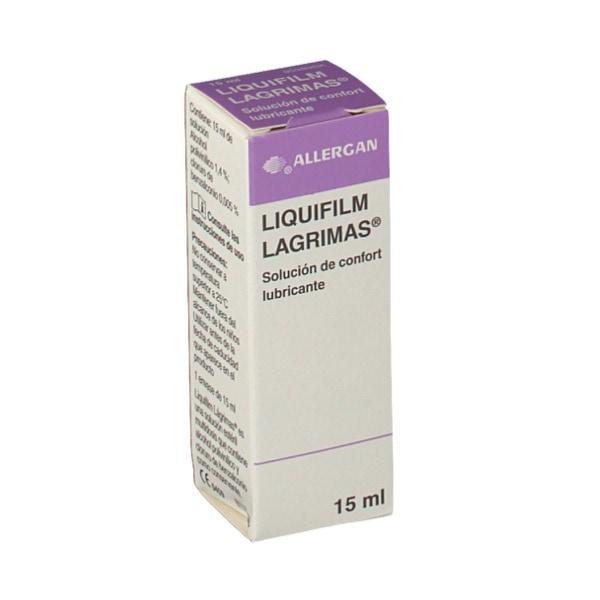 Liquifilm Lagrimas Solucion Lubricante 15 ml