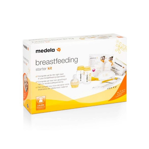 Medela kit Basico de Lactancia