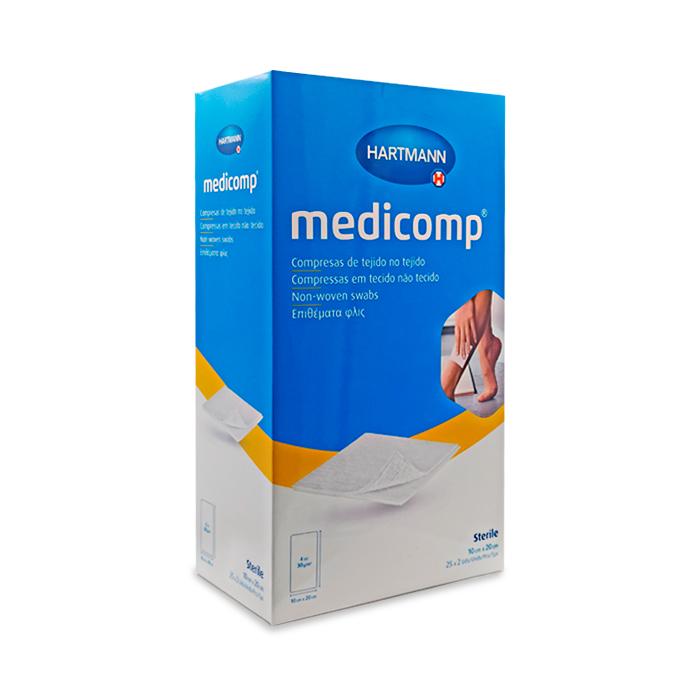 Medicomp Gasa Suave 10x20 50 Uds