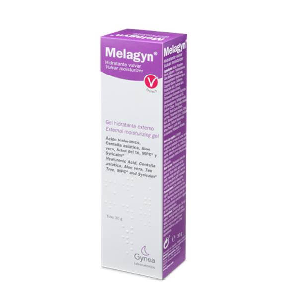 Melagyn gel hidratante vulvar 30g