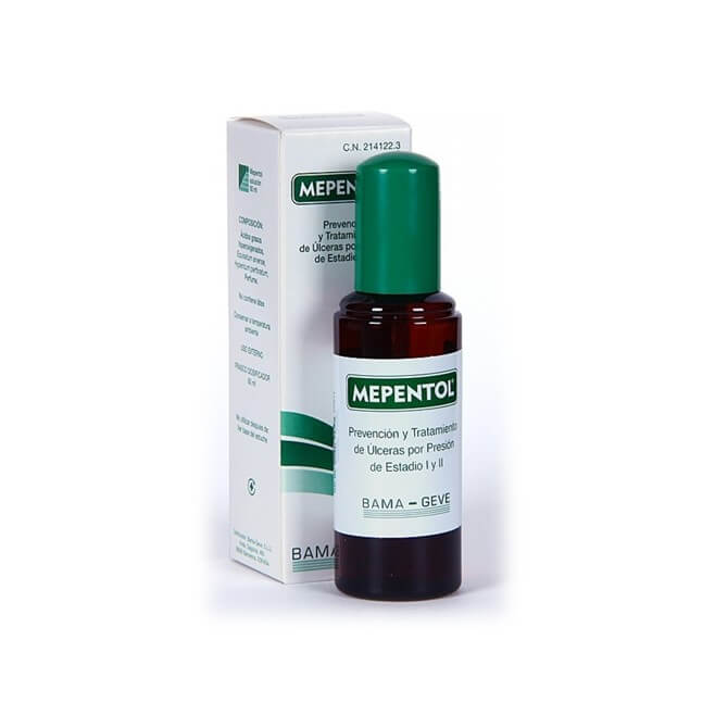 Mepentol Solucion 60ml