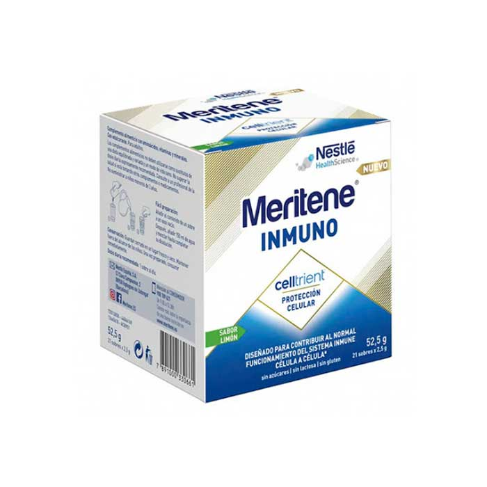 Meritene Inmuno Proteccion Celular 21 Sobres