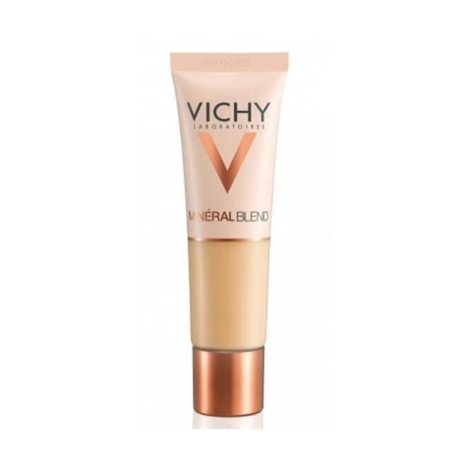 Vichy Mineral Blend Fondo de Maquillaje Tono 03 Gypsum 30 ml
