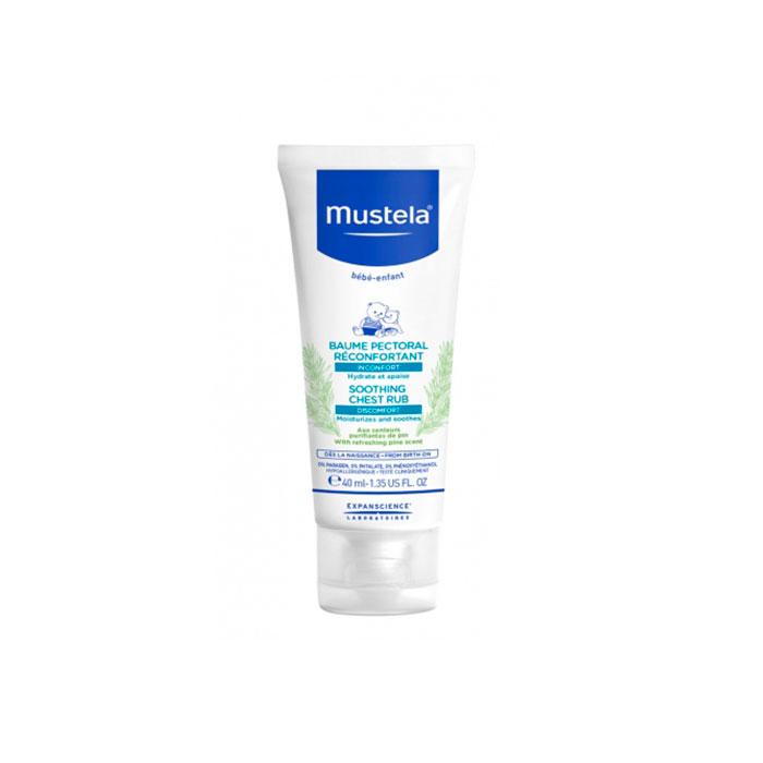 Mustela Balsamo Pectoral Reconfortante 40ml