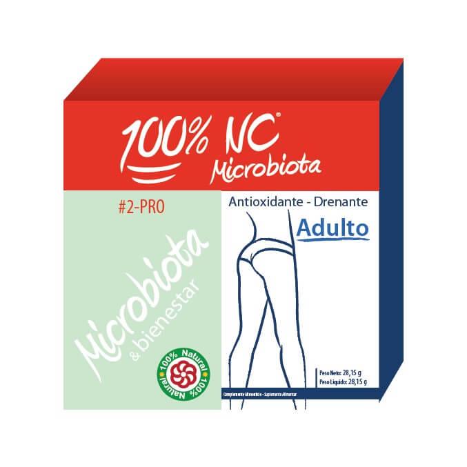 NC Microbiota Antioxidante-Drenante Adulto