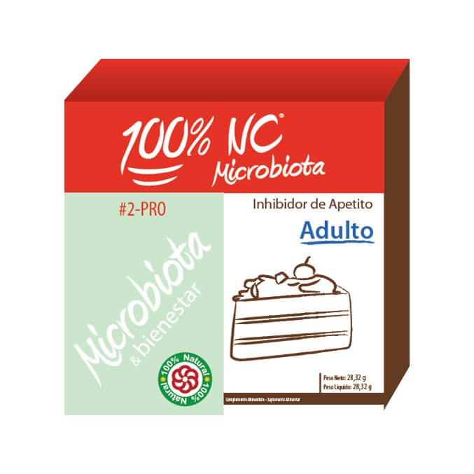 NC Microbiota Inhibidor Apetito Adulto