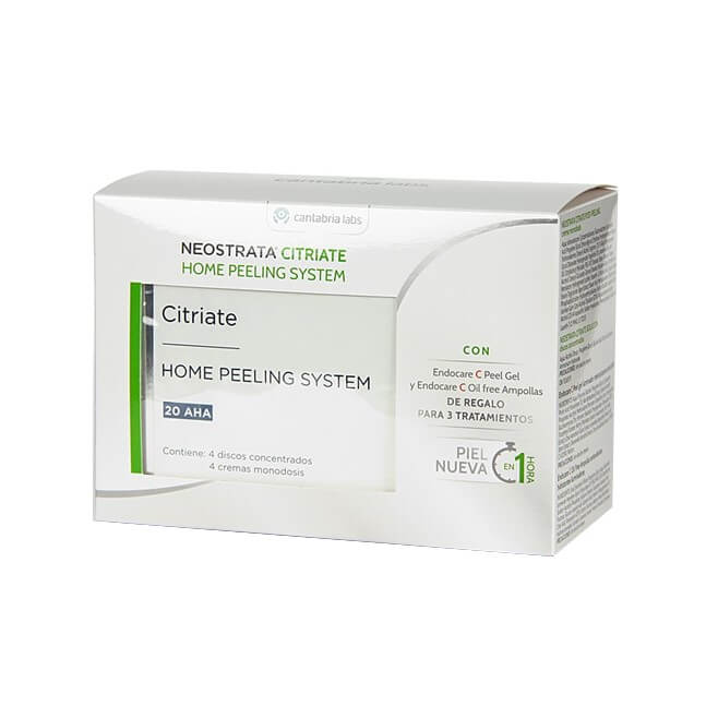 Neostrata Pack Citriate Home Peeling System