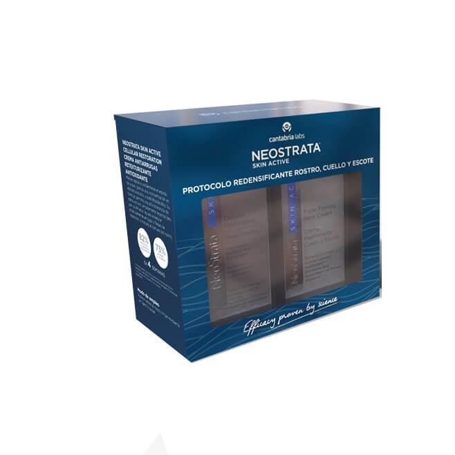 Neostrata Skin Active Pack Cellular Restoration Crema 50g + Crema Reafirmante Cuello y Escote