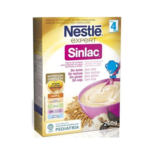 Nestle Expert Sinlac 250 g