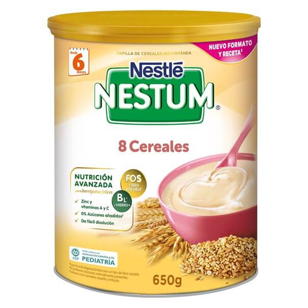 Nestum Expert 8 Cereales 650g