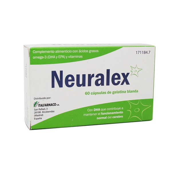 Neuralex 60 capsulas